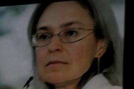 Anna Politkovskaja (fonte Flickr, utente Kokopelli71)
