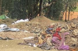 Memoriale del Genocidio di Nyanza (foto di Brettteachafrica2011)
