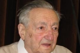 Marek Edelman (Foto di Mariusz Kubik)