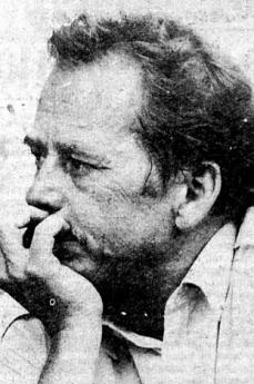 Vaclav Havel pensieroso (fonte Wikicommons)