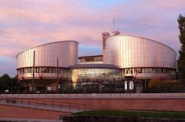 La Corte europea dei diritti dell'uomo (Foto di Alfredovic)