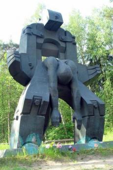 Cimitero di Levashovo, il moloch del totalitarismo (Foto di Antonu)