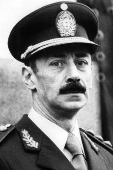 Il dittatore argentino Videla (fonte Wikicommons, utente LeyesReales)