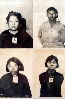 Il museo del genocidio di Tuol Sleng