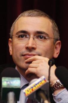 Mikhail Khodorkovsky (Foto da Wikimedia Commons)
