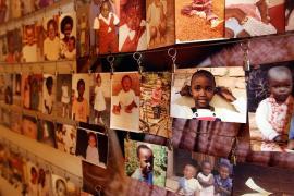 Bambini uccisi (Foto di Tiggy Ridley/DFID)