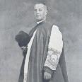 Oddo Stocco, parroco di San Zenone degli Ezzelini (TV)