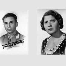 Raffaello Tani e Jolanda Salvi