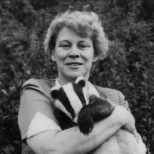 Antonina Maria Erdman Żabińska