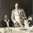 Osman Carugno e Ezio Giorgetti