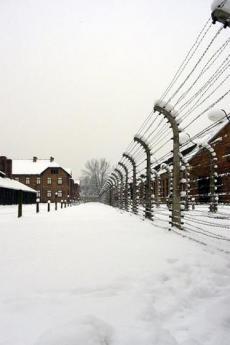Auschwitz (Foto da Wikipedia)