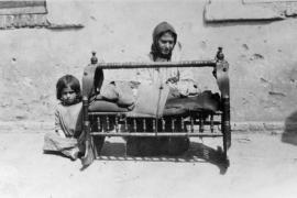 Rifugiati armeni in Siria (Foto da Wikipedia)