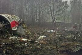 I resti dell'aereo (Foto di Prstream.net)