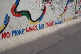 Il muro di Berlino (Da Wikipedia)