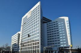 La sede della Corte di giustizia dell'Aja (Foto di Vincent van Zeijst)