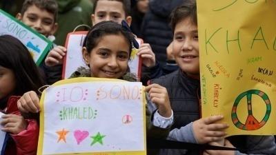 Giornata dedicata a Khaled al-Asaad