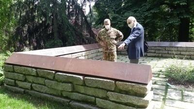 Al Giardino dei Giusti ricordando il Generale de' Castiglioni