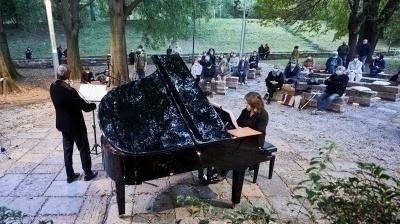 Concerto per i Giusti al Giardino di Milano