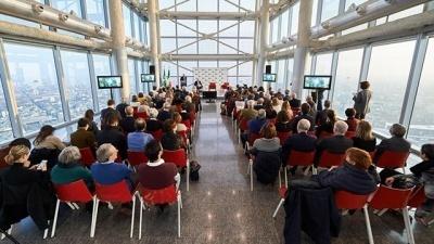 6 marzo 2018 a Palazzo Lombardia