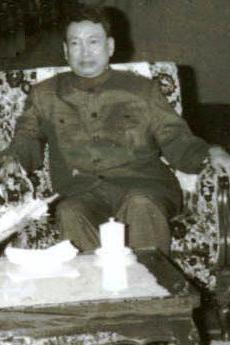 Pol Pot (foto di Romanian Communism Online Photo Collection)