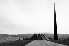 Il memoriale di Yerevan (Foto di Imansari)