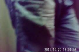 Un'immagine del video (Da Facebbok)