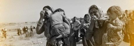 Genocidio degli Yazidi