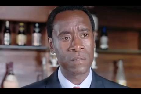 """Le contraddizioni del presunto eroe del film """"Hotel Rwanda"""""""