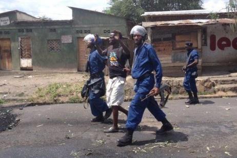 L'ONU condanna le violenze in Burundi
