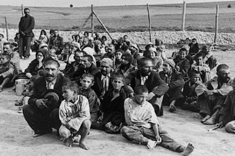 L'Olocausto dei Rom, tra Auschwitz e Lety