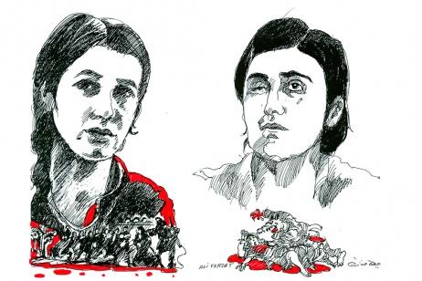 Il Premio Sacharov a Nadia Murad e Lamiya Aji