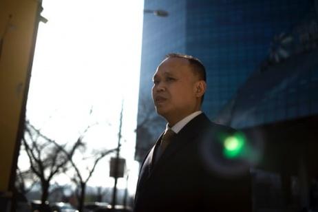 Arrestato il  dissidente cinese Yu Wensheng