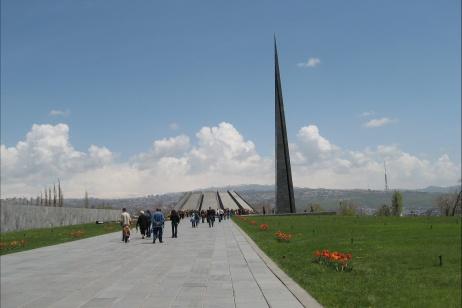 103° anniversario del genocidio del popolo armeno
