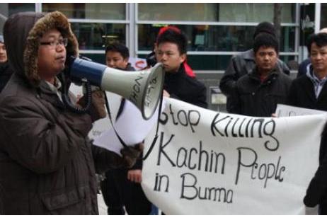 Il lento genocidio contro il popolo Kachin in Myanmar