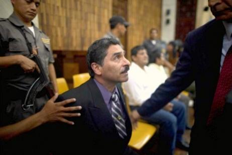 Militare guatemalteco condannato a 6.060 anni di carcere