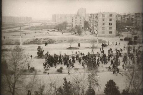 Testimoni dei pogrom di Sumgait