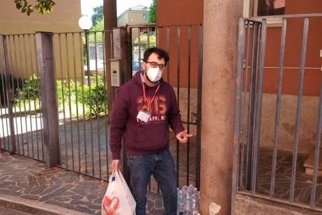 """""""Lontani+vicini"""", un laboratorio di solidarietà anche per il post-emergenza"""