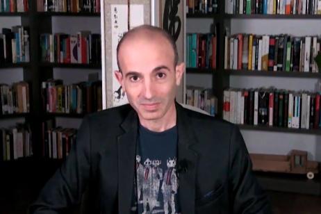 Yuval Noah Harari intervistato sul Covid-19