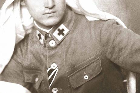 Mischa Wegner in memoria del genocidio armeno