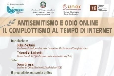 Antisemitismo e odio online. Il complottismo al tempo di internet