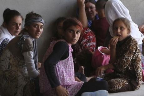 Il dramma delle donne yazide
