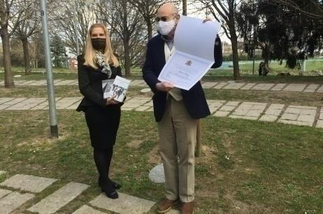 A Gabriele Nissim conferita la benemerenza dal Ministero degli Esteri della Bulgaria