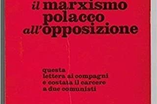 Il marxismo polacco all'opposizione