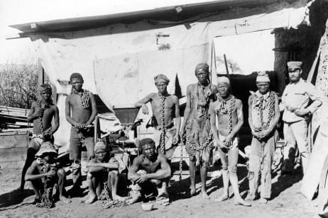 Herero e nama, fu genocidio