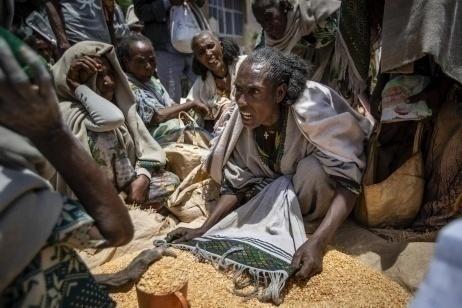 Avvisaglie di genocidio nel Tigrè, in Etiopia