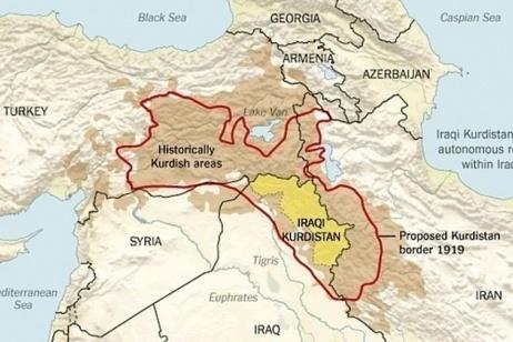 La lingua come patrimonio identitario dei curdi