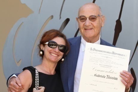 Gabriele Nissim nominato Commendatore al Merito della Repubblica Italiana