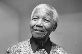 Nelson Mandela, una storia unica