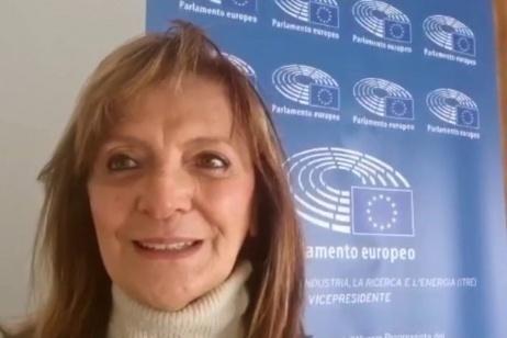 Messaggio dell'Eurodeputata Patrizia Toia