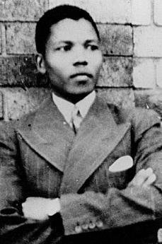 Il giovane Mandela